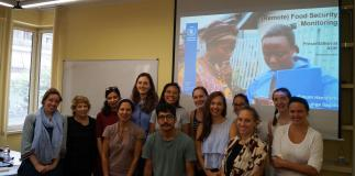 Food Studies Guest Lecture from World Food Programme Officers