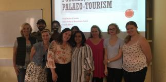 MA Sustainable Cultural Heritage Program Guest Lecture with Dr, Maheshvari Naidu