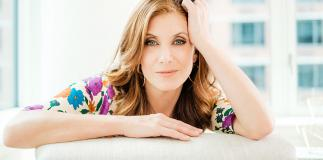 Kate Walsh, star of Grey's Anataomy